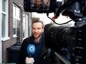 jaap van zessen in sbs shownieuws over instagram