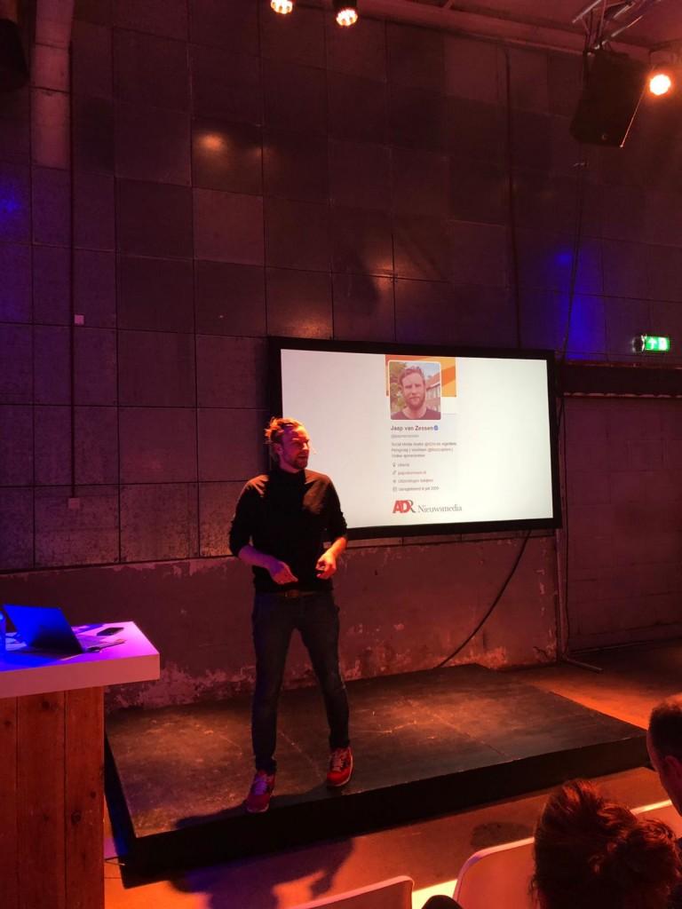 presentatie branded content event