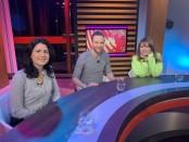 Jaap van Zessen in Na het Nieuws bij BNNVARA bij presentator Renze Klamer