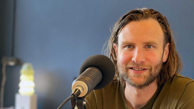 jaap van zessen in podcast bladendokter